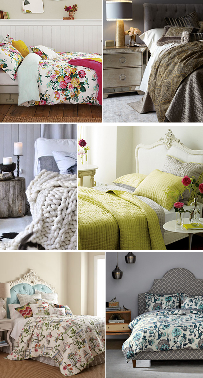 collagesbedlinen